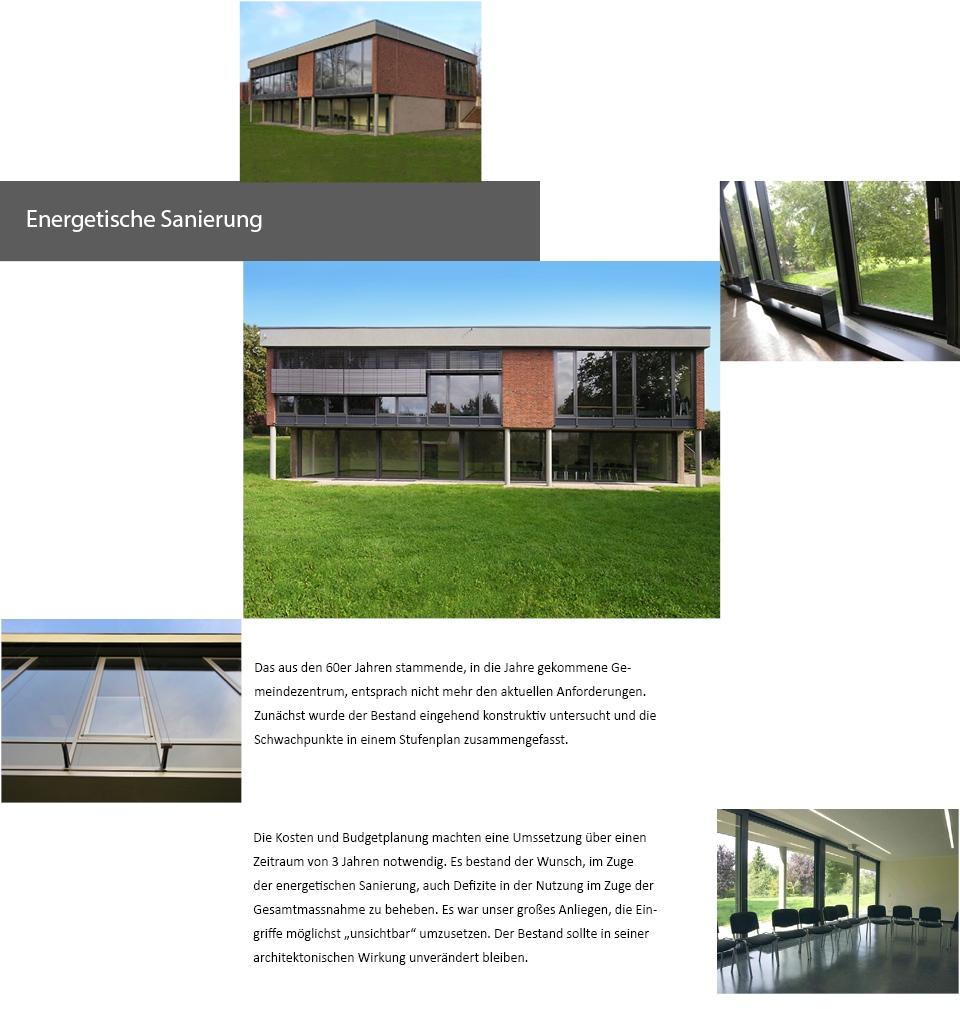 Gemeindezentrum Steinbach