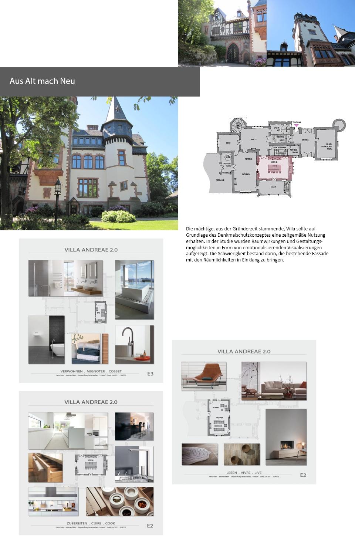Studie Villa Andreas